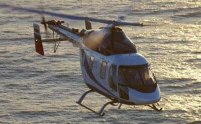 Depending on the equipment installed on the helicopter, the ANSAT helicopter (pictured here) can be used for passenger transportation, cargo transportation, medevac, emergency and rescue tasks, as well as for education and training, and also patrolling purposes. Russian Helicopters Photo