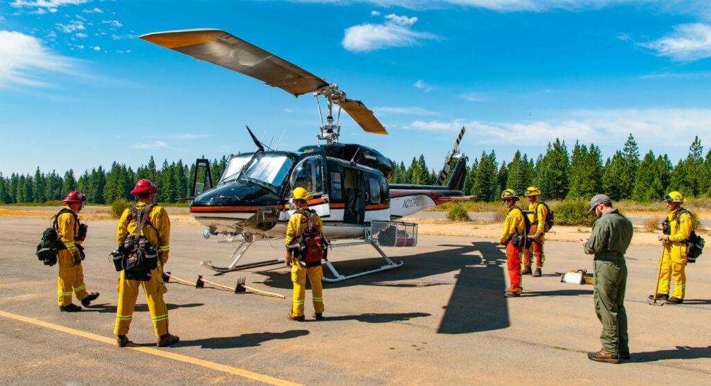 FAA grants PJH increased internal gross weight on Bell 214B