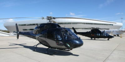 Based in Alton, Hampshire, Atlas Helicopters been providing quick air transport services for over 15 years. Atlas Helicopters Photo