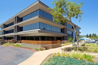 An artist's rendering of the company's new, larger San Diego office.