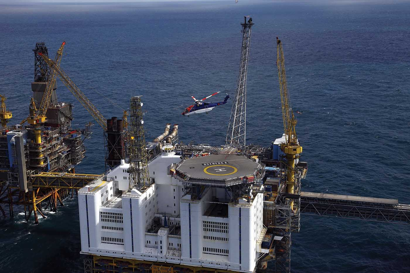 FDM has long since become a contract requirement for offshore oil-and-gas operators, but few customers outside of the offshore sector are aware of or interested in FDM. CHC Photo