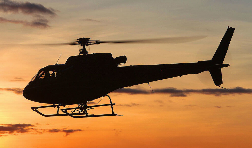 The H125 aircraft will be used to train civil and military test pilots and flight test engineers. Airbus Photo