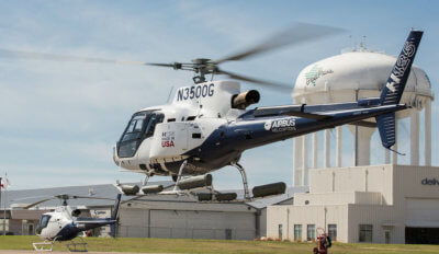 A survey published late last year by American consulting company Conklin and de Decker shows a decrease of 15 percent of DMC and DOC costs for the H135, which is now confirmed as the most competitive light-twin helicopter on the market. Significant reductions were also noted for the H125 and H130. Airbus Photo