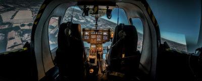 Insight view of simulator