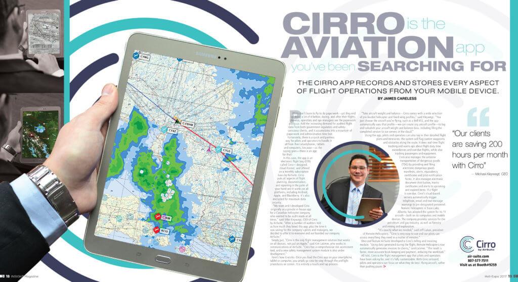 Cirro Insight profile