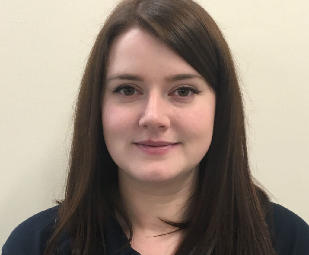Katie Gray, a technical supervisor at Vector Aerospace Component Services in Almondbank, Perth, was named the Technician of the Year at the 2017 Semta Skills Awards. Vector Photo
