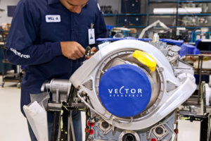 This is the first major contract to be awarded to Vector Aerospace by a branch of the Italian government. Vector Photo