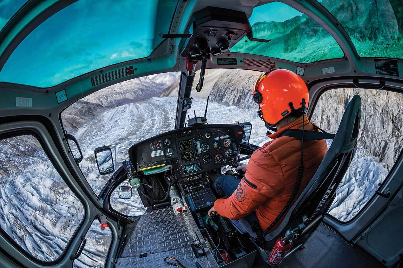 For many years, flight data monitoring systems were only practical for large aircraft, but FDM equipment for light helicopters has now been available for over a decade. Even so, many helicopter operators have been reluctant to implement FDM. Julien Sollberger Photo