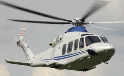 This event is a major achievement for Leonardo expanding the already successful presence of the AW139 model in Pakistan. Leonardo Photo