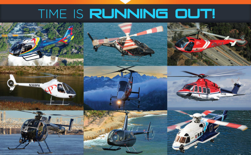 Vertical Magazine's 2017 Helicopter Manufacturers Survey is now open and accepting responses through May 3. MHM Image