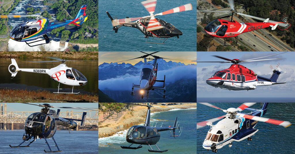 Vertical Magazine's 2017 Helicopter Manufacturers Survey is now open and accepting responses through April 30. MHM Image