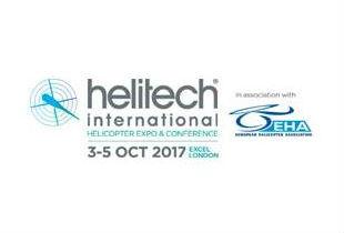 Helitech International 2017 logo