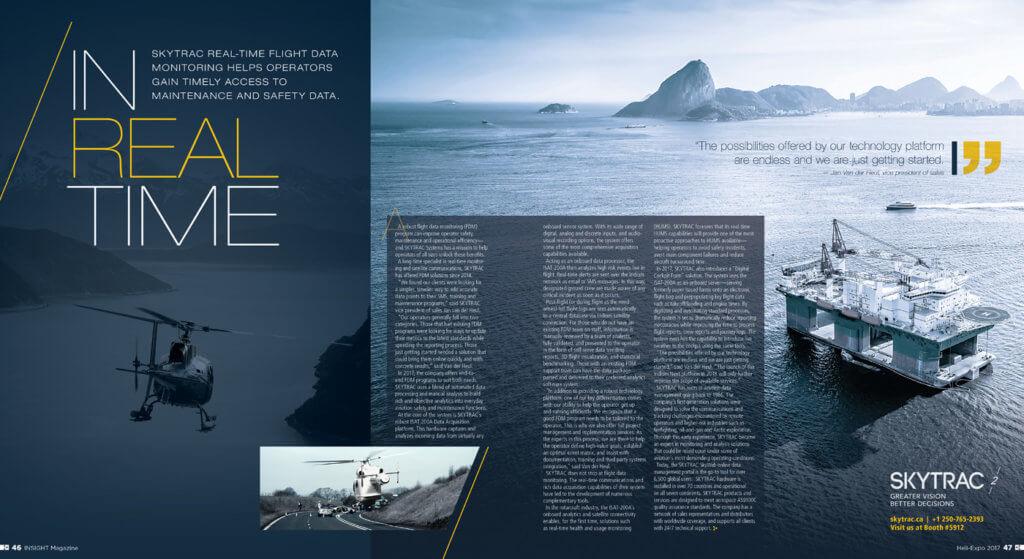 SKYTRAC Insight profile