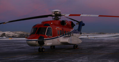 The operation will begin in summer 2017, flying from CHC's base in Bergen, Norway, using a Sikorsky S-92, which has a proven safety and availability record, reaching more than one million fleet hours of service in 2016. CHC Photo