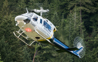Sequoia Helicopters recently used HFDM data during pre-season test flights on a new Bell 212 engine this spring. The results demonstrated the power of FDM data for proactive maintenance, improved safety and better organizational planning, according to CEO Ralph Wagner. Skytrac Photo