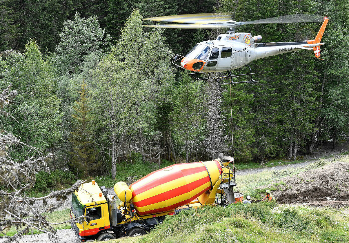 French operators complain the newly enforced rule on single-engine operations causes a loss of versatility. Airbus Helicopters Photo