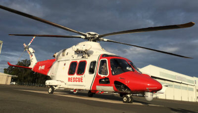 Provision of the interim search-and-rescue, aeromedical evacuation and crash response services will be delivered at HMAS Albatross until the proposed commencement of an ADF wide contract in 2018. CHC Photo