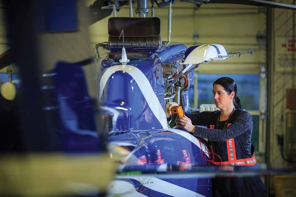 VIH Aerospace uses its lean, highly-engaged team to work directly with customers, ensuring efficient, cost-effective solutions that are held to the highest standards.