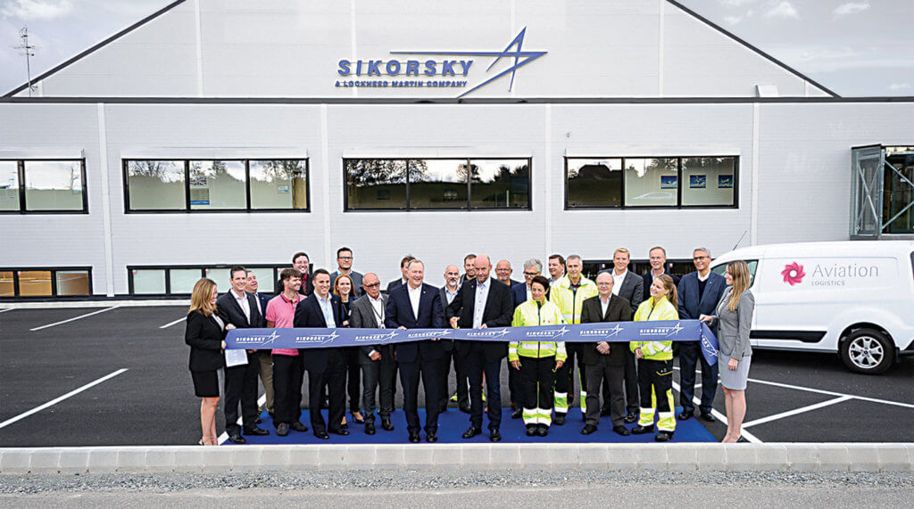 Since unveiling its new Customer Care Center in Trumbull, Connecticut, last March, Sikorsky has significantly reduced the volume of aircraft on ground (AOG) events by 72 percent and reduced AOG turnaround time (TAT) by 66 percent.