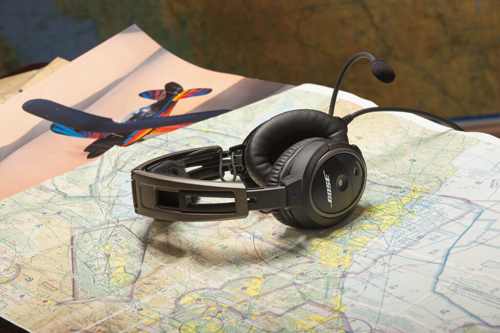 Weighing in at just 12.5 ounces, the A20 is designed to provide the most noise reduction ever offered by a Bose aviation headset, while still providing the clearest audio possible through the use of active equalization and other technologies.