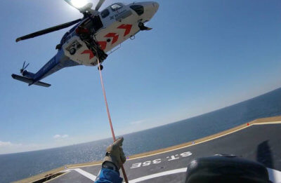 As part of the contract, Hess joins Shell Offshore as the second member of the new SAR consortium formed by Bristow, which guarantees SAR and medevac response to members 24 hours a day, seven days a week, covering its entire Gulf of Mexico operations. Bristow Photo