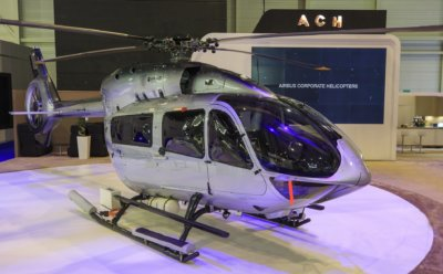 Airbus has launched the new ACH brand to cater to corporate and VIP customers. Camille Moirenc/Airbus Helicopters Photo