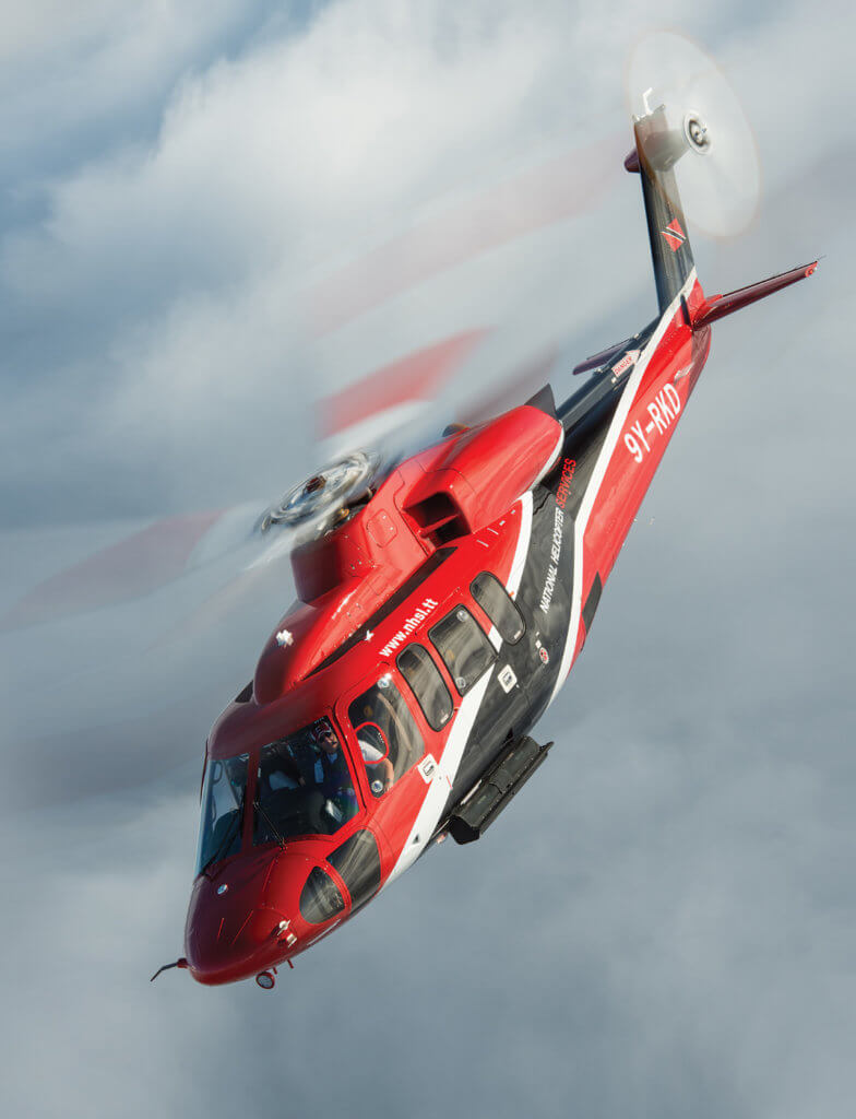 The second side of the Customer Care Center, which works hand in hand with supporting AOG and routine parts requests, is a robust fleet management program combining operators' maintenance data with Sikorsky health and usage monitoring system (HUMS) data.