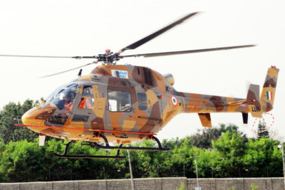 These maiden flights of indigenous aircraft are a testimony to HAL's rapid progress towards its 'Make in India' campaign both in fixed- and rotary-wing segments. HAL Photo