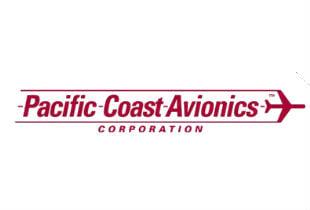 Pacific Coast Avionics logo
