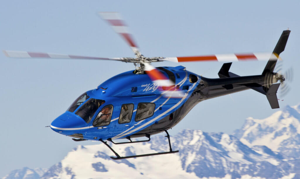 The FAA is proposing new certification standards that it says will streamline the process of certifying new part 27 and part 29 aircraft. Bell Helicopter Photo