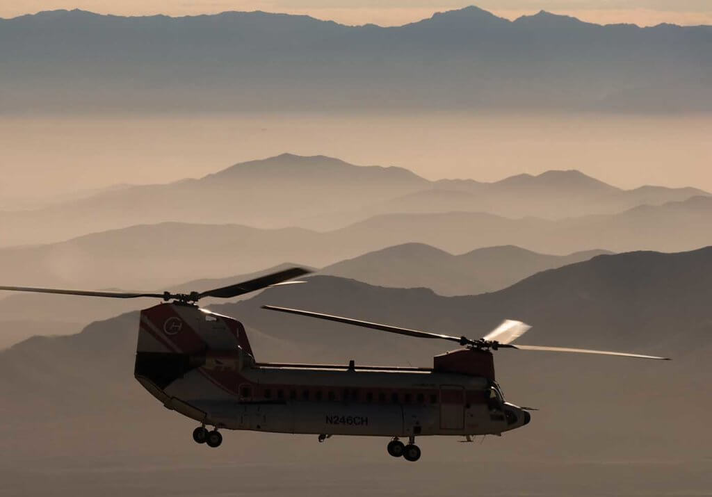 From the high desert at the base of the Himalaya Mountains, Columbia flies year-round in environmental extremes to support U.S. and NATO forces in Afghanistan. Cameron Miller Photo