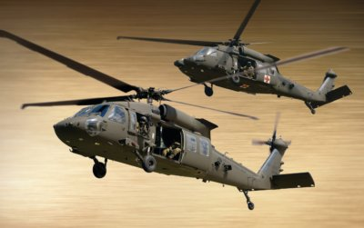 Under its latest multi-year contract, Sikorsky will deliver 257 UH-60M and HH-60M Black Hawk helicopters to the U.S. Army, with options for an additional 103 aircraft. Lockheed Martin Photo