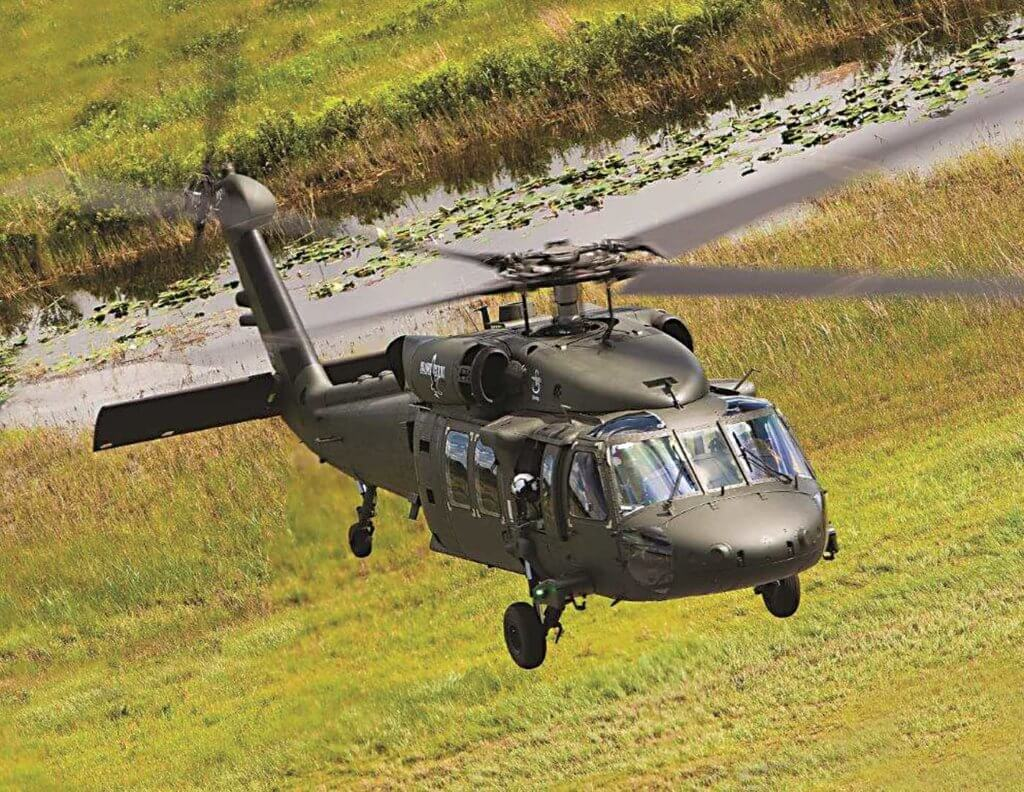 FX LLC will now be able to offer government customers training in a Sikorsky S-70i Black Hawk. Sikorsky Photo