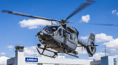 As the launch customer, the Bundeswehr ordered 15 of these high-performance helicopters in 2013 as part of the Light Utility Helicopter Special Operations Forces project and received the first aircraft at the end of 2015. With this final delivery, Airbus Helicopters has completed the entire program within the specified time schedule and budget. CD Keller Photo
