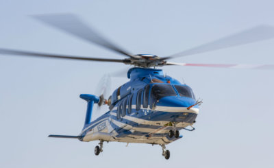 Bell is focused on certification in 2018 and is committed to bringing the 525 helicopter to market. Bell Photo