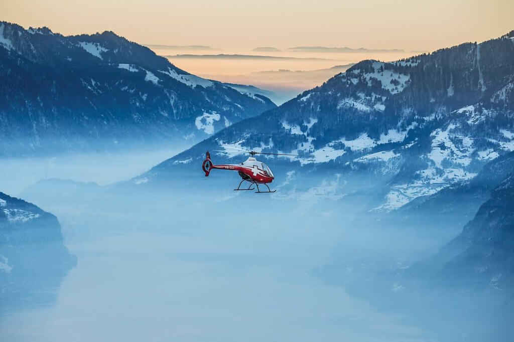 The Cabri has proven to be a popular choice with flight students. Swiss Helicopter will soon add a fifth Cabri to its fleet.