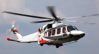 The addition of the AW189 operated by Aviashelf expands the success of the aircraft as one of the bestselling helicopters in its weight category and in the oil-and-gas market — both in Russia and internationally. Leonardo Photo