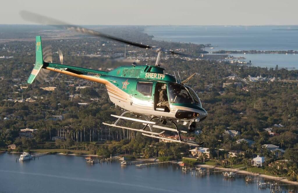 This year, the MCSO Aviation Unit was originally budgeted for 600 flight hours, but due in large part to budget savings via the LESO program, they will fly closer to 800 hours.