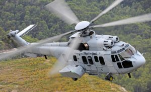 L3 Technologies' WESCAM division will provide 37 MX-15 EO/IR imaging systems for installation on multiple fleets of Airbus Helicopters H225M Caracal helicopters. Airbus Photo