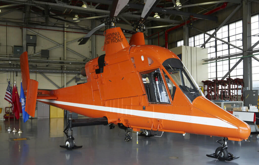 The third K-MAX is slated for Rotex Helicopter AG of Lichtenstein, which already operates two K-MAXs.