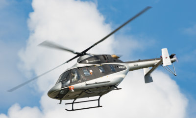 Depending on the equipment installed on the helicopter, the Ansat helicopter (pictured here) can be used for passenger transportation, cargo transportation, medevac, education and training, and more. Russian Helicopters Photo