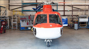 Lobo will benefit both from Heli-One's extensive S-76 experience and resources, and its ability to leverage a robust planning and global distribution network. Heli-One Photo