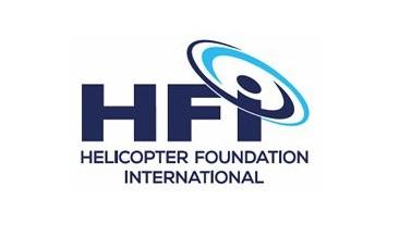 Helicopter Foundation International logo