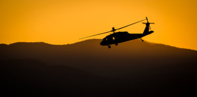 A recently awarded Bureau of Land Management contract for a restricted category Black Hawk helicopter has raised new questions about who is permitted to fly on restricted category aircraft. Shawn Evans Photo