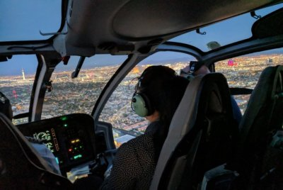 """The approximately 4.5-hour """"Heli & Wine Experience"""" tour will combine an awe-inspiring helicopter tour with the opportunity to sip, savor and enjoy world-class wine and dining. Sundance Photo"""