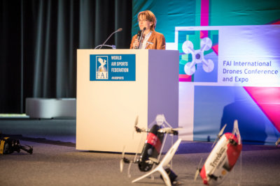 Twenty experts on drone technology told attendees of the first FAI International Drones Conference about the uses and limitations of drones, as well as the huge growth the industry has seen over the last few years. FAI Photo
