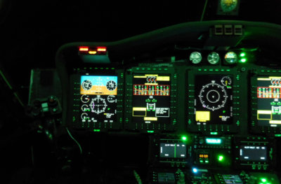 Aviation Specialties Unlimited has obtained an STC for a night vision imaging system for the Sikorsky S-92A. ASU Photo