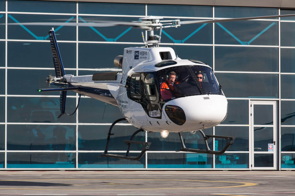 CMIG Leasing signed a framework agreement announced at China Helicopter Exposition in 2015 for 100 Ecureuil family helicopters. Light singles dominate the country's fledgling helicopter industry. Airbus Photo