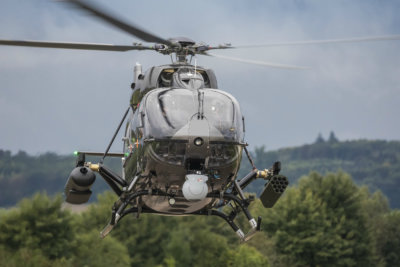 The Republic of Serbia is the launch customer for the H145M with the HForce weapon system. Christian Keller - Airbus Helicopters Photo