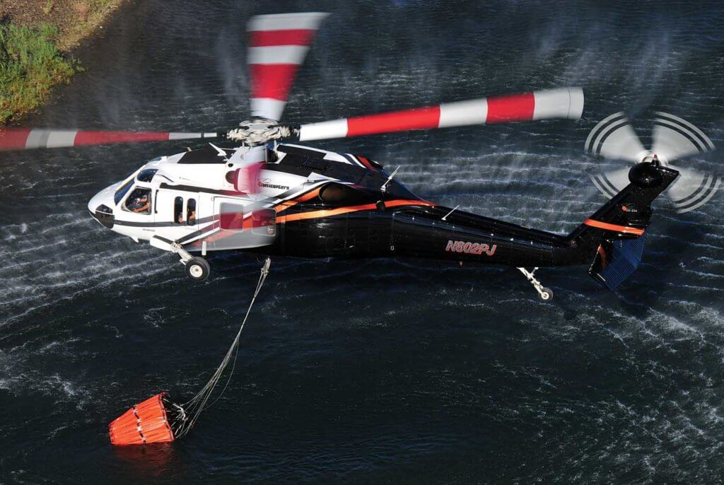 """PJ Helicopters of Red Bluff, California, was awarded the BLM's Black Hawk contract, telling Vertical in August, """"PJ Helicopters is a confident in the ability of a federal agency to issue and award a solicitation that is legal and sound in all aspects."""""""